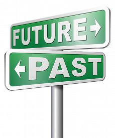 picture of future  - past future predict and forecast near future fortune telling and forecast evolution and progress - JPG