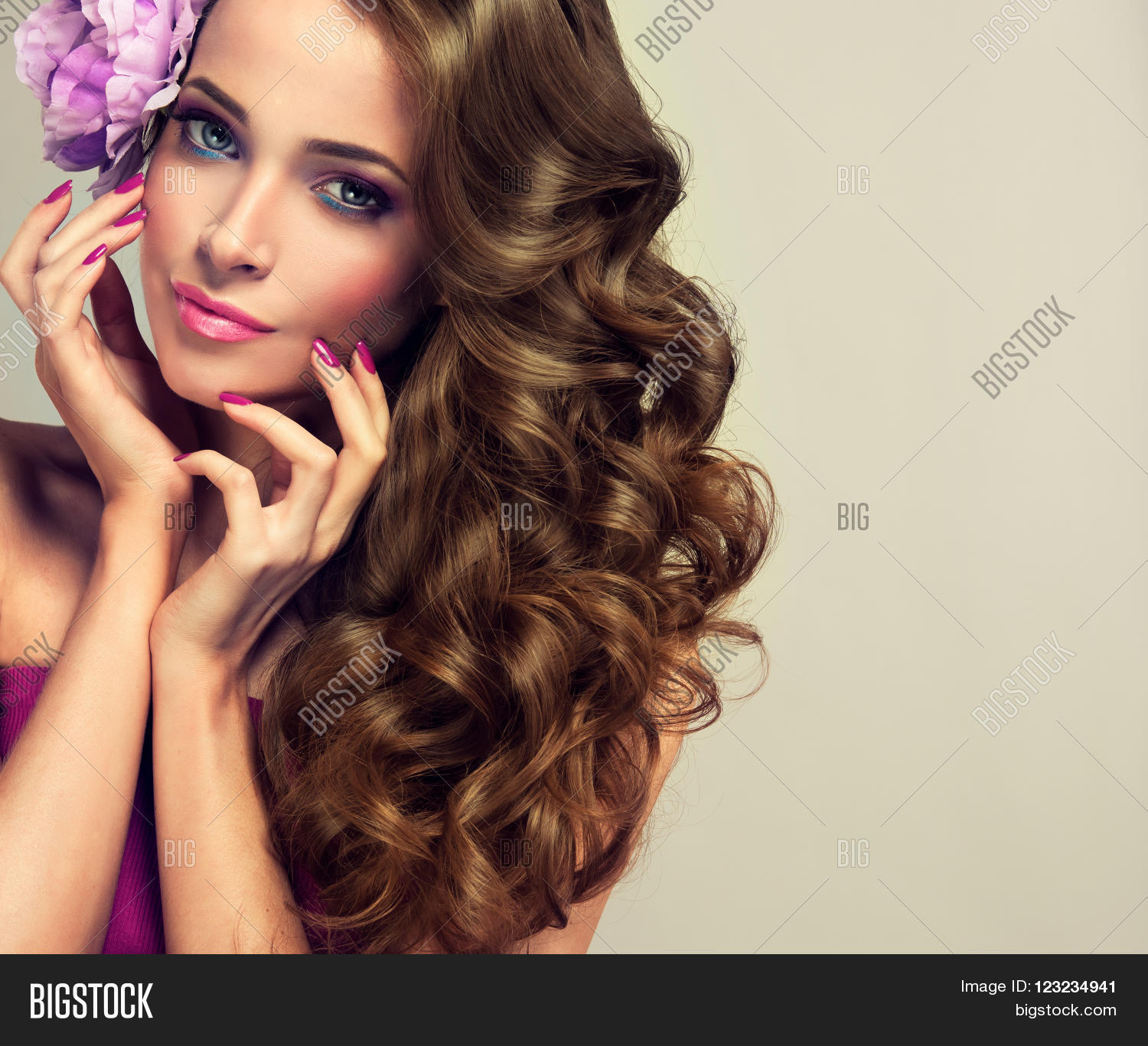 Background images for beauty salon free vector download