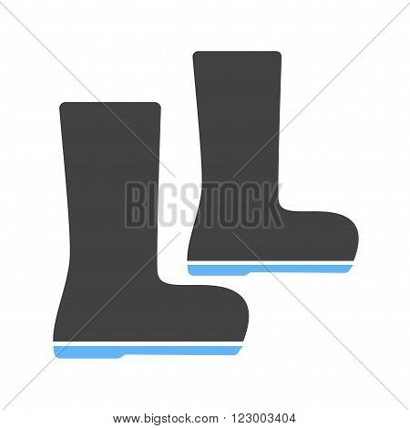 Boots, work, safety  icon vector image. Can also be used for tools. Suitable for use on web apps, mobile apps and print media
