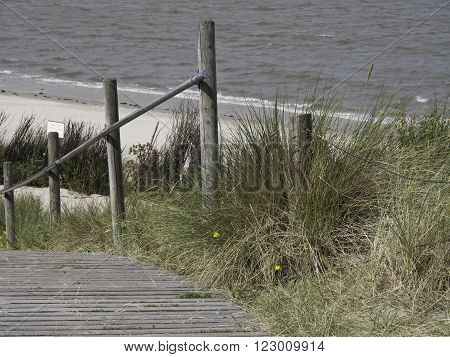 the beach of spiekeroog, in the german frisia ** Note: Soft Focus at 100%, best at smaller sizes