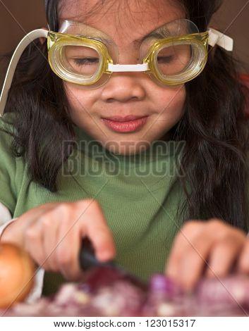 Onion Peeling Technique