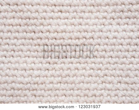 light Coloured knitted Jersey as textile background