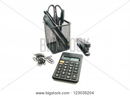 Calculator And Other Stationery