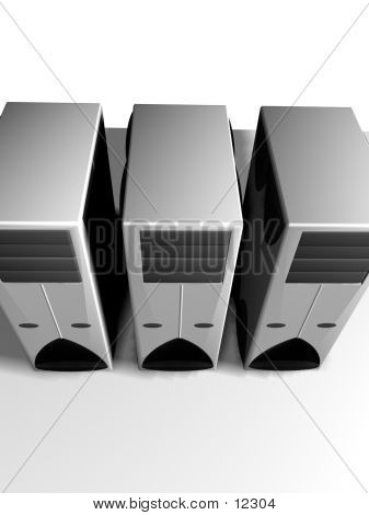 Tre 3d Pc Towers