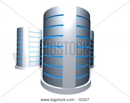 Round Servers