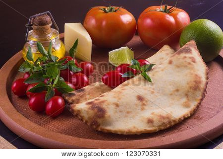 Traditional Italian Calzone