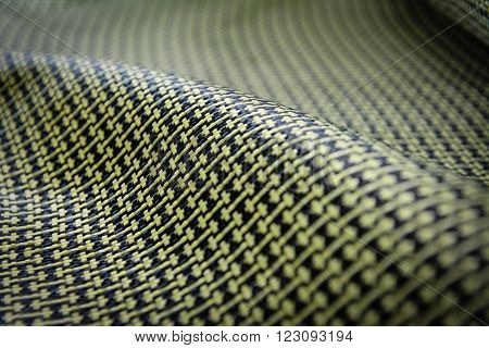 black carbon fiber industrial composite material background ** Note: Shallow depth of field