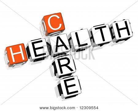 Health Care Crossword