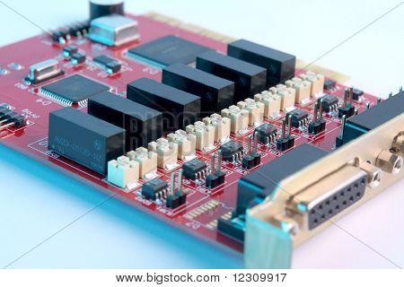Tarjeta electrónica