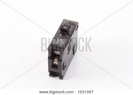 Single Pole Circuit Breaker
