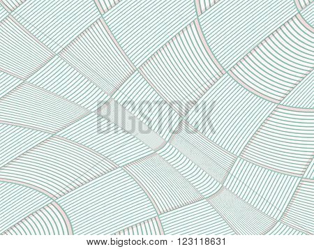 picture weaving on a colored background . illustrations .