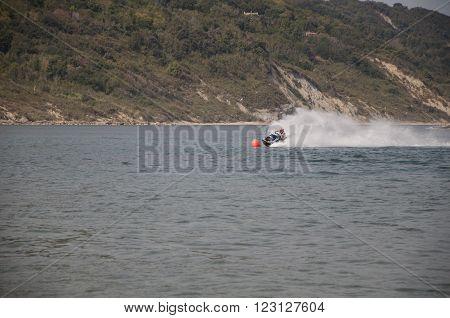 Pesaro Italy 2013 Jet Ski race Cup 2015