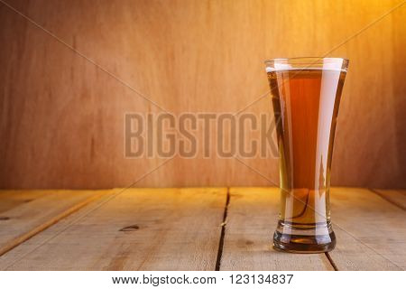 Vase Beer Glass