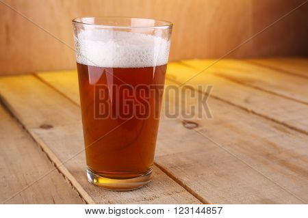 Shaker Beer Glass