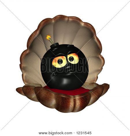 Bomb Shell - Black Pearl