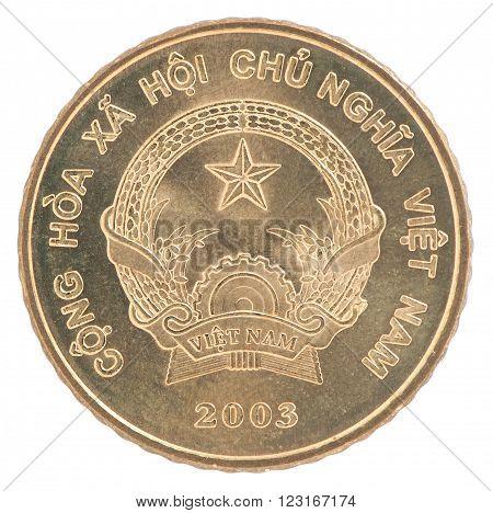 Coin Vietnamese Dong