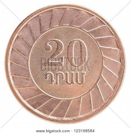 Armenian Dram Coins