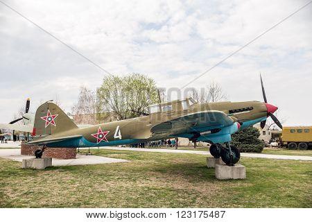 Su 22 Um4 Fitter Aircraft
