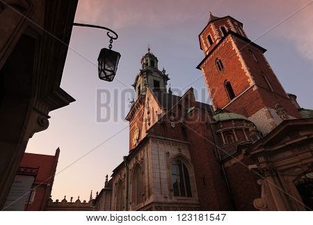 Europe Poland Cracow Hawal