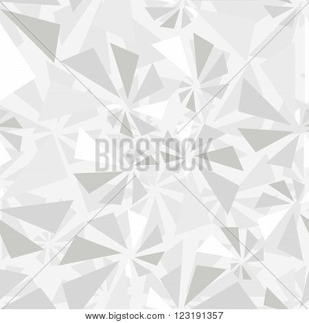 Triangular torsion seamless pattern, vector illustration for Your design, eps10