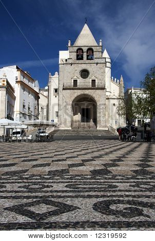 Praca Da Republica, Elvas, Portugal
