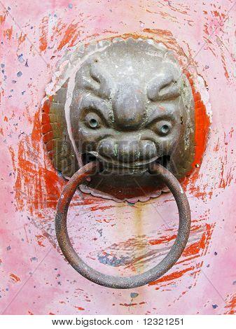 lionhead knocker