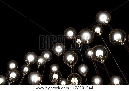 Lightbulbs and Lamps Creativity and Concept art