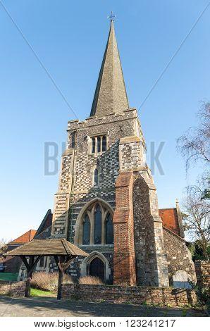 English parish church dating back to the 12th century