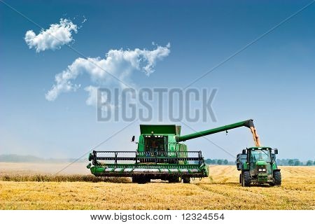 Agicultural Machinery