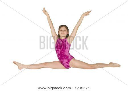 10 Year Old Girls Gymnastics