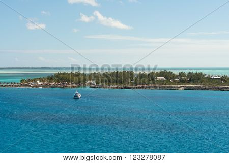 Cococay In The Caribbean