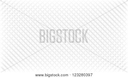 Abstract white background with grey left diagonal lines texture in vector