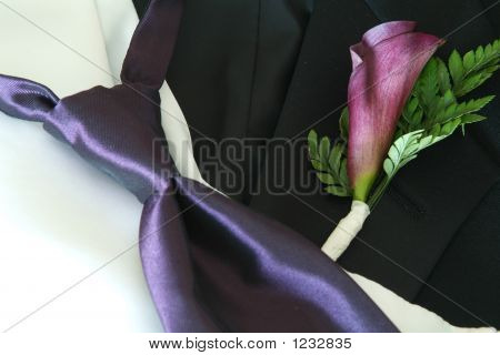 Details Of A Tuxedo