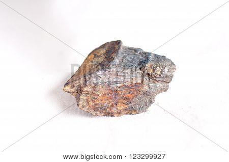 wolfeite crystal mineral sample Iron Manganese Phosphate Hydroxide