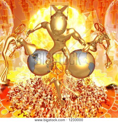 Armagedón Nuclear 3D