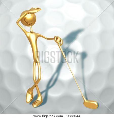 Concepto Golf 3D