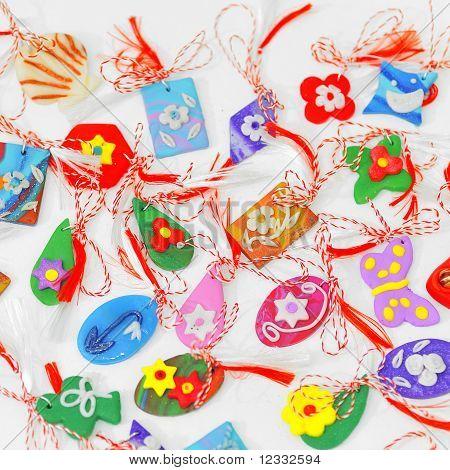 female ornaments