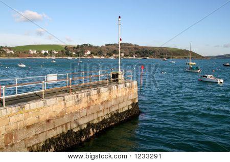 Quay In Falmouth