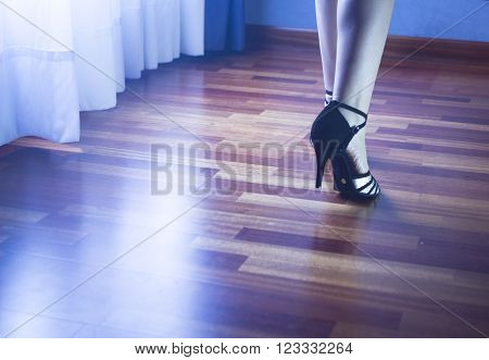 Ballroom Dance Latin Dancer
