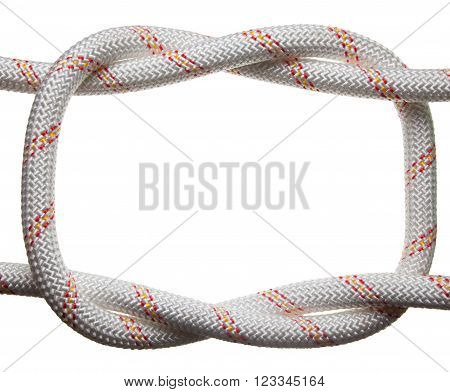 Frame Of Rope Reef-knot