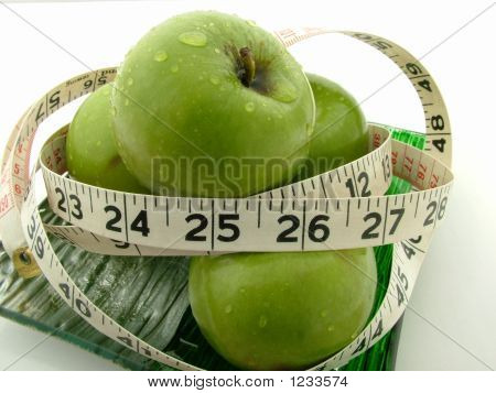 Weight Watching With Apples