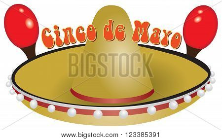 The national holiday in Mexico Cinco de Mayo. It is celebrated on May 5 in Mexico and the US