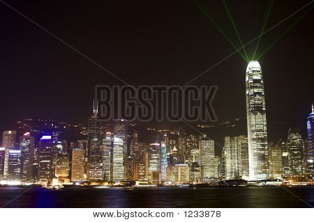 Hong Kong By Night