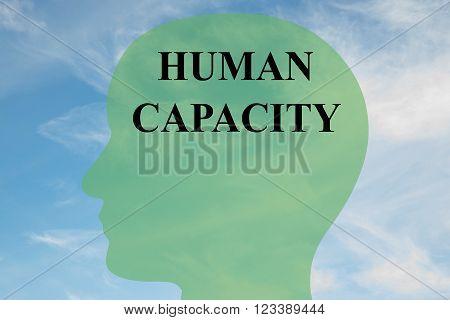 Human Capacity Concept