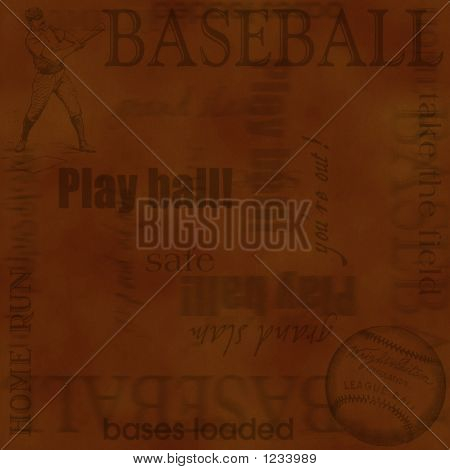 Background Baseball