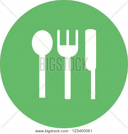 Baby, crockery, spoon icon vector image.Can also be used for baby. Suitable for mobile apps, web apps and print media.