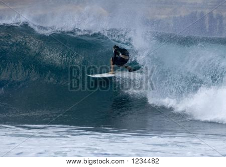 Surfer In Las Palmas