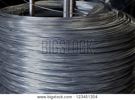 Steel Wire Roll for Bailing Recycling Center