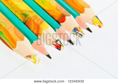 Different Pencils, Diagonal