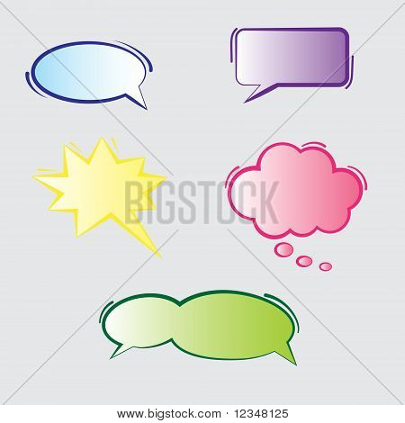 Text Bubbles